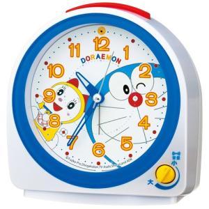 【セイコー】SEIKO ドラえもん 目ざまし時計 CQ613W 【時の逸品館】 ippin-seiko-clock