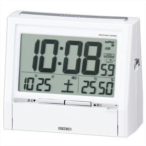 【セイコー】SEIKO 電波目ざまし時計 DA206W 【時の逸品館】|ippin-seiko-clock