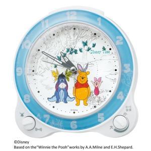 【セイコー】SEIKO キャラクター時計 目ざまし時計 FD462W 【時の逸品館】 ippin-seiko-clock