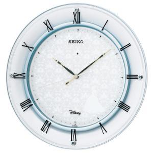 【セイコー】SEIKO 電波掛け時計 ディズニー シンデレラ・FS503W 【時の逸品館】|ippin-seiko-clock