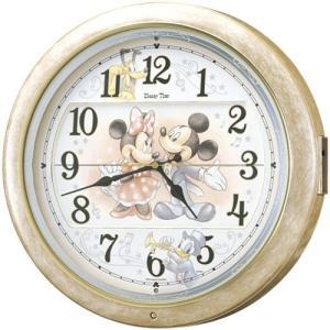【セイコー】SEIKO ディズニータイム 電波からくり時計 ミッキー&フレンズ・FW561A 【時の逸品館】|ippin-seiko-clock