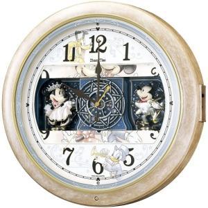 【セイコー】SEIKO ディズニータイム 電波からくり時計 ミッキー&フレンズ・FW561A 【時の逸品館】|ippin-seiko-clock|02