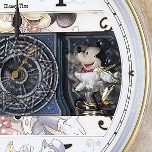 【セイコー】SEIKO ディズニータイム 電波からくり時計 ミッキー&フレンズ・FW561A 【時の逸品館】|ippin-seiko-clock|03