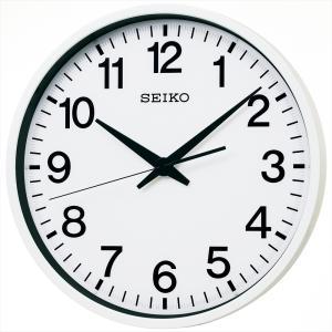 【セイコー】SEIKO 衛星電波掛け時計 GP201W 【時の逸品館】|ippin-seiko-clock