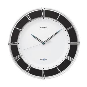 【セイコー】SEIKO 衛星電波掛け時計 スペースリンク・GP205K 【時の逸品館】|ippin-seiko-clock