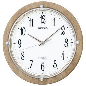 【セイコー】SEIKO 衛星電波掛け時計 スペースリンク・GP212A 【時の逸品館】|ippin-seiko-clock