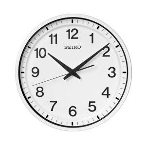 【セイコー】SEIKO 衛星電波掛け時計 スペースリンク・GP214W 【時の逸品館】|ippin-seiko-clock