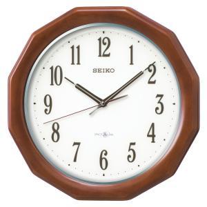 【セイコー】SEIKO 衛星電波掛け時計 スペースリンク・GP215B【時の逸品館】|ippin-seiko-clock