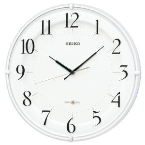 【セイコー】SEIKO 衛星電波掛け時計 スペースリンク・GP216W【時の逸品館】|ippin-seiko-clock