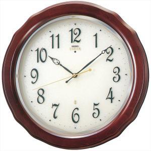 【セイコー・エムブレム】SEIKO EMBLEM 電波掛け時計 HS521B 【時の逸品館】|ippin-seiko-clock