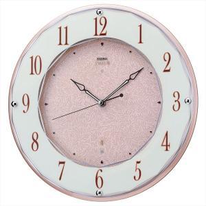 【セイコー・エムブレム】SEIKO EMBLEM 電波掛け時計 HS524A 【時の逸品館】|ippin-seiko-clock