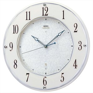 【セイコー・エムブレム】SEIKO EMBLEM 電波掛け時計 HS524W 【時の逸品館】|ippin-seiko-clock