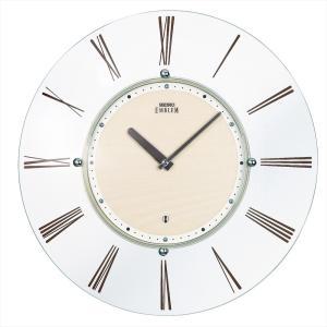 【セイコー・エムブレム】SEIKO EMBLEM 電波掛け時計 HS529A 【時の逸品館】|ippin-seiko-clock