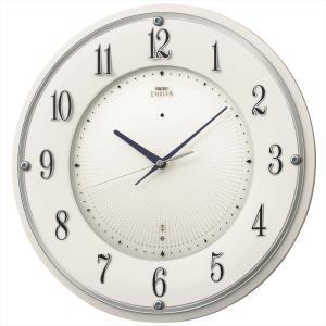 【セイコー・エムブレム】SEIKO EMBLEM 電波掛け時計 HS543W 【時の逸品館】|ippin-seiko-clock