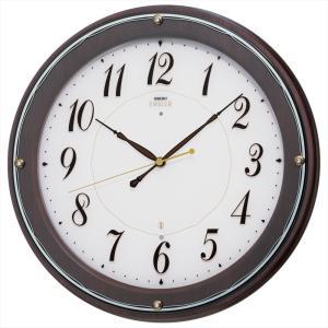 【セイコー・エムブレム】SEIKO EMBLEM 電波掛け時計 HS545B 【時の逸品館】|ippin-seiko-clock