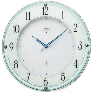 【セイコー・エムブレム】SEIKO EMBLEM 電波掛け時計 HS546S 【時の逸品館】|ippin-seiko-clock