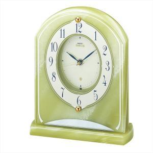【セイコー・エムブレム】SEIKO EMBLEM 電波置き時計 HW514M 【時の逸品館】|ippin-seiko-clock