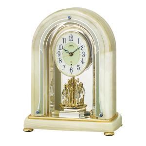 【セイコー・エムブレム】SEIKO EMBLEM 電波置き時計 HW575M 【時の逸品館】|ippin-seiko-clock