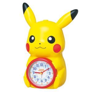 【セイコー】SEIKO ポケモン・ピカチュウ・目ざまし時計 JF379A 【時の逸品館】 ippin-seiko-clock