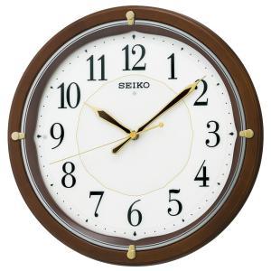 【セイコー】SEIKO 電波掛け時計・全面点灯 KX202B 【時の逸品館】|ippin-seiko-clock