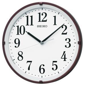 【セイコー】SEIKO 電波掛け時計 KX205B 【時の逸品館】 ippin-seiko-clock