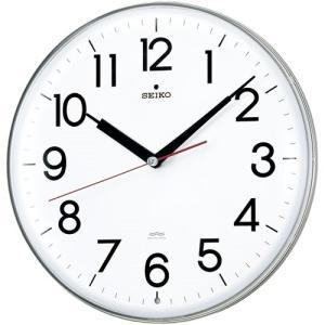 【セイコー】SEIKO 電波掛け時計 KX301H 【時の逸品館】|ippin-seiko-clock