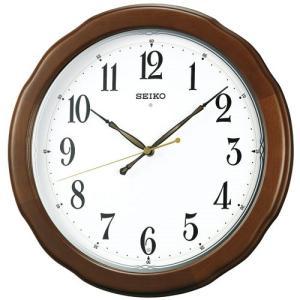 【セイコー】SEIKO 電波掛け時計 KX326B 【時の逸品館】 ippin-seiko-clock