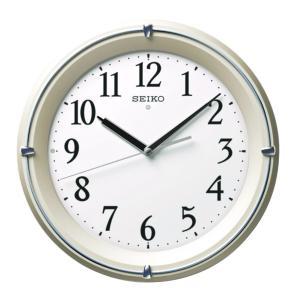 【セイコー】SEIKO 電波掛け時計 KX381S 【時の逸品館】|ippin-seiko-clock