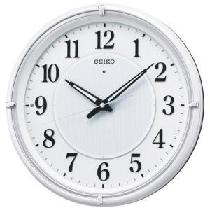 【セイコー】SEIKO 電波掛け時計・ファインライトNEO KX393W 【時の逸品館】|ippin-seiko-clock