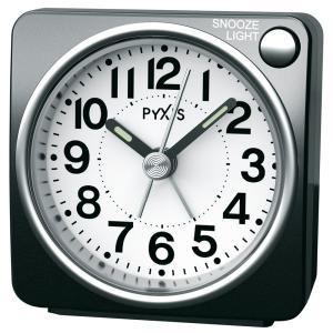 【セイコー・ピクシス】SEIKO PYXIS 目ざまし時計 NR437K 【時の逸品館】|ippin-seiko-clock