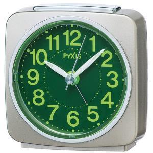 【セイコー・ピクシス】SEIKO PYXIS 目ざまし時計 NR440G 【時の逸品館】 ippin-seiko-clock