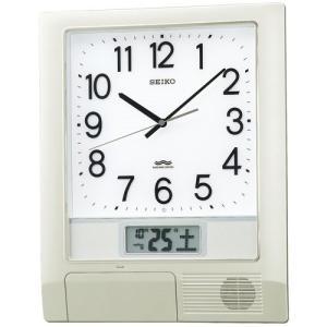 【セイコー】SEIKO 電波掛け時計 PT201S 【時の逸品館】|ippin-seiko-clock