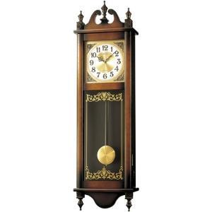 【セイコー】SEIKO 掛け時計 チャイム&ストライク・RQ306A 【時の逸品館】|ippin-seiko-clock