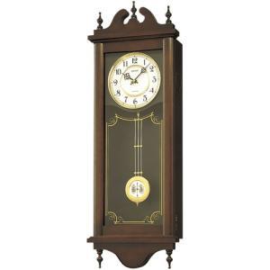 【セイコー】SEIKO 掛け時計 チャイム&ストライク・RQ309A 【時の逸品館】|ippin-seiko-clock