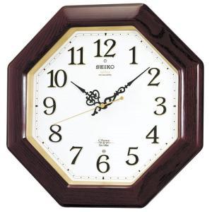 【セイコー】SEIKO 電波掛け時計 チャイム&ストライク・RX210B 【時の逸品館】|ippin-seiko-clock