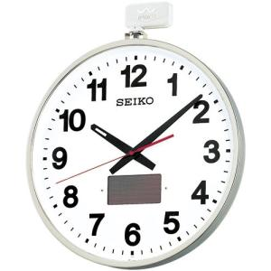 【セイコー】SEIKO ソーラー電波掛け時計 SF211S 【時の逸品館】|ippin-seiko-clock
