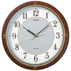 【セイコー】SEIKO ソーラー電波掛け時計 SF232B 【時の逸品館】|ippin-seiko-clock