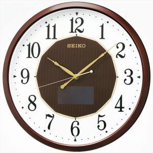 【セイコー】SEIKO ソーラー電波掛け時計 SF241B 【時の逸品館】|ippin-seiko-clock