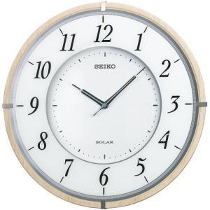 【セイコー】SEIKO  ソーラー電波掛け時計 SF501B 【時の逸品館】|ippin-seiko-clock