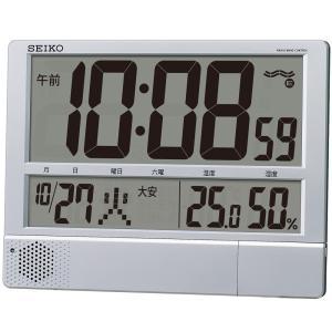 【セイコー】SEIKO 掛置兼用デジタル電波時計・プログラムクロック SQ434S 【時の逸品館】|ippin-seiko-clock
