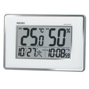 【セイコー】SEIKO デジタル電波時計 SQ437S 【時の逸品館】|ippin-seiko-clock