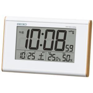 【セイコー】SEIKO 電波目ざまし時計 SQ771B 【時の逸品館】|ippin-seiko-clock