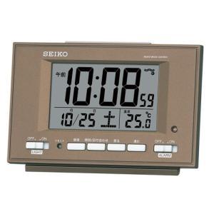【セイコー】SEIKO デジタル電波置き時計 SQ778B 【時の逸品館】|ippin-seiko-clock