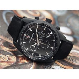 エンポリオアルマーニ EMPOLIO ARMANI 腕時計 AR6051 クォーツ クロノグラフ メンズ テキスタイルベルト ippin
