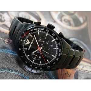 エンポリオアルマーニ EMPOLIO ARMANI 腕時計 AR6094 クォーツ クロノグラフ メンズ メタルベルト ippin