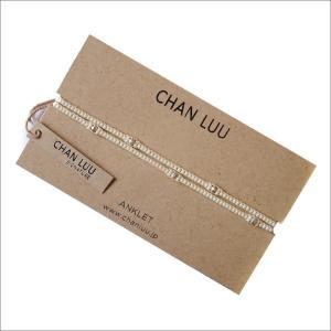CHAN LUU チャンルー アクセサリー アンクレット CL-AKS-1087CLJ CREAM|ippin