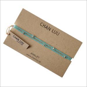 CHAN LUU チャンルー アクセサリー アンクレット CL-AKS-1087CLJ TRQ|ippin
