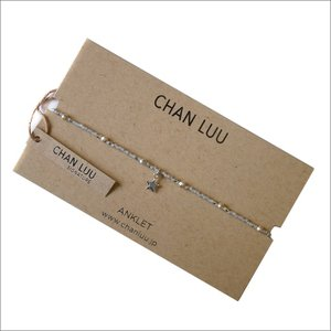 CHAN LUU チャンルー アクセサリー アンクレット CL-AKS-1097CLJ-SLV|ippin