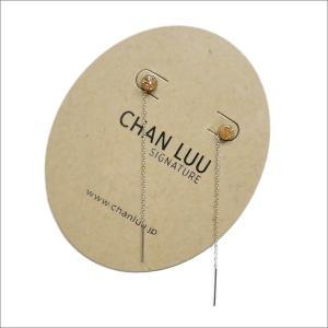 CHAN LUU チャンルー アクセサリー ピアス CL-ES-4613ROSGOLAGA|ippin