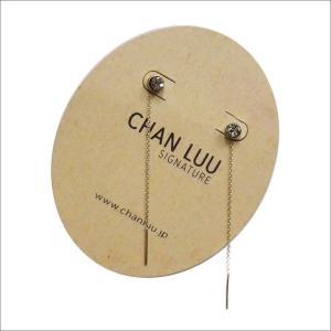 CHAN LUU チャンルー アクセサリー ピアス CL-ES-4613SILAGA|ippin
